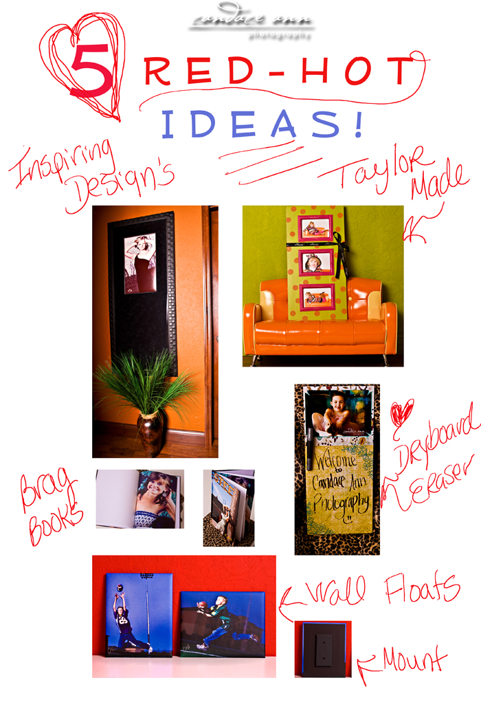 5 red hot ideas
